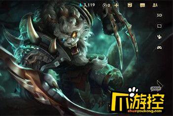 狮子狗连招-英雄联盟手游狮子狗怎么玩