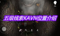 孙美琪疑案12五级线索KAVN在哪-五级线索KAVN位置分享