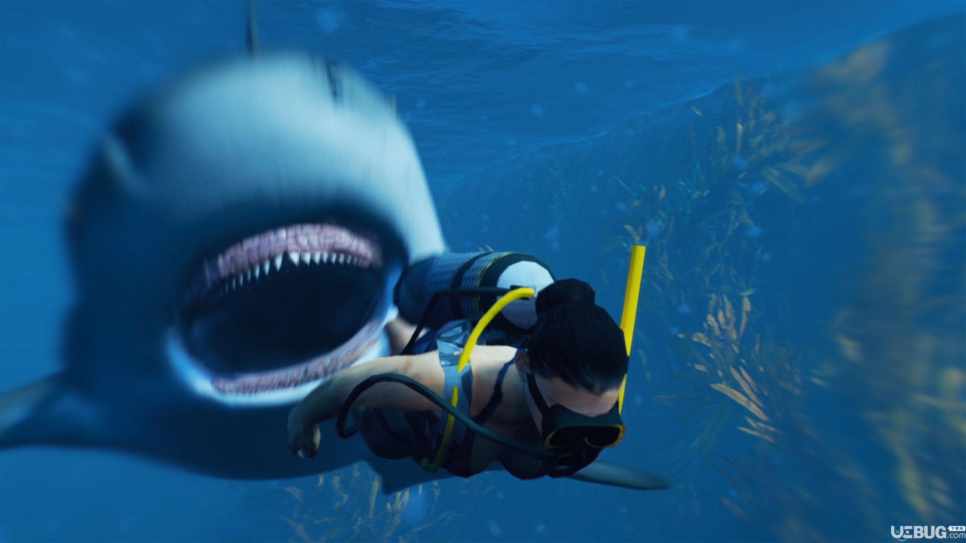 食人鲨破解版下载