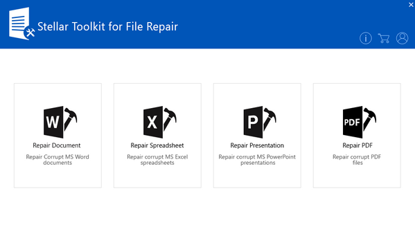 Stellar Toolkit for File Repair(Office文件修复工具)