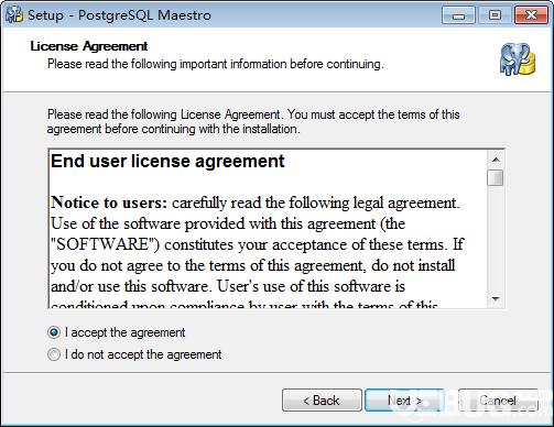 PostgreSQL Maestro(postgresql数据库管理工具)v19.10.0.4免费版【2】
