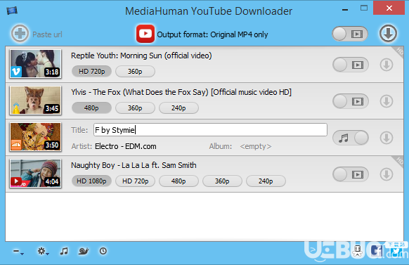 MediaHuman YouTube Downloader下载
