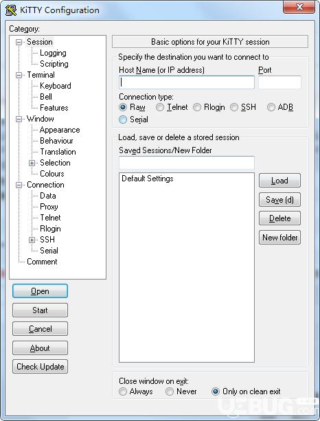 KITTY Configuration(远程控制软件)